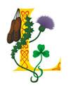 Школа кельтских танцев «Lugnasad»